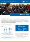 HAITI MOVING FORWARD - ONU en Haiti - Page 6