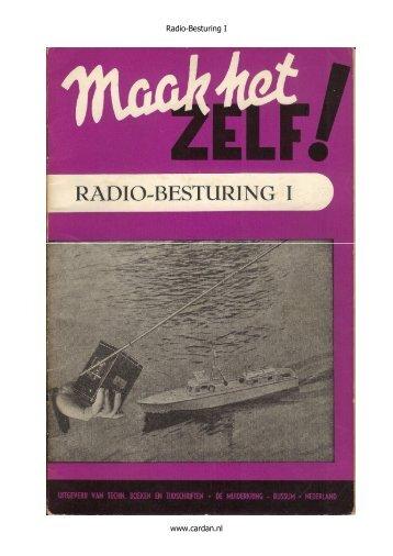 Radio-Besturing I www.cardan.nl