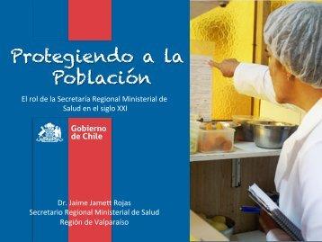 Protegiendo a la Población - Seremi de Salud Región de Valparaíso
