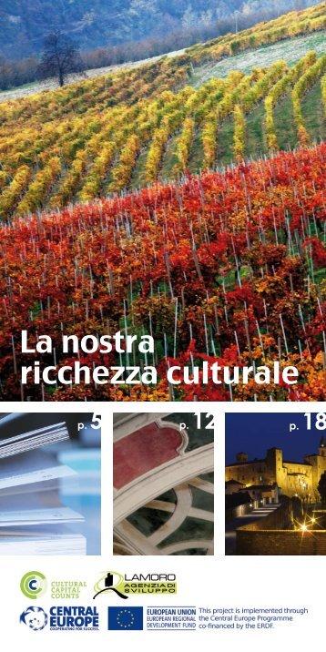 La nostra ricchezza culturale - Lamoro