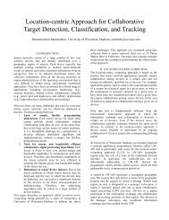 Location-centric Approach for Collaborative Target Detection ...