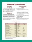 HDPE Brochure (Lamson) - The Water, Sanitation and Hygiene - Page 2
