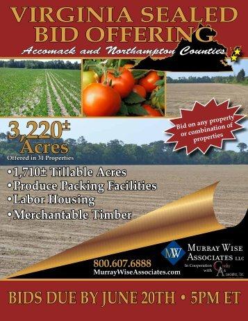 duer Home Farm - Murray Wise Associates