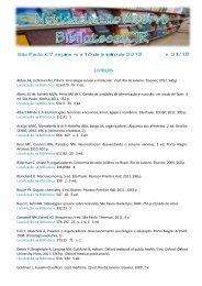 n. 01/13 - Biblioteca/Centro de Informação e Referência em Saúde ...