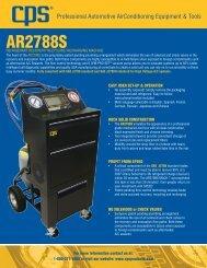 AR2788S - Ctequipmentguide.ca