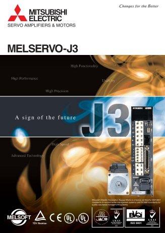 MELSERVO-J3 - persian-automation.com