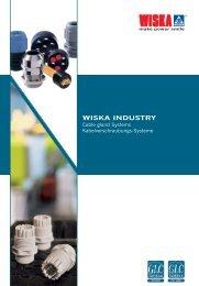 WISKA INDUSTRY - WISKA - Cable Glands