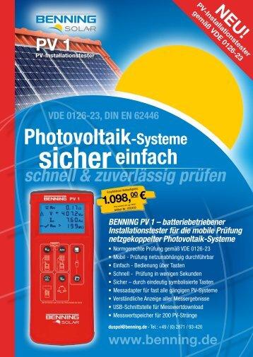 Zum Datenblatt - Elektronik-Kontor Messtechnik GmbH