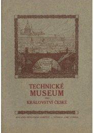 Technické museum pro Království české – pdf