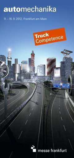 11. – 16. 9. 2012, Frankfurt am Main - Automechanika - Messe ...