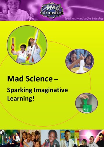 Mad Science – Who We Are!
