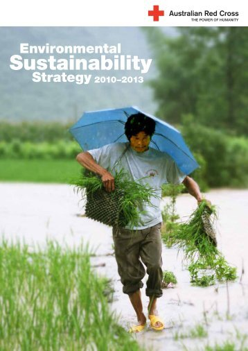 Environmental sustainability strategy 2010-2013 - Australian Red ...