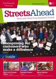 Eastlands Homes Newsletter issue 37
