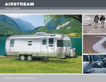 adventure, inspired by airstream