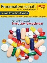 Personalwirtschaft - Klinikfinder.de