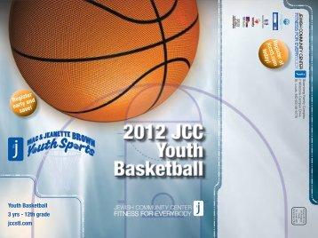 2012 JCC Youth Basketball