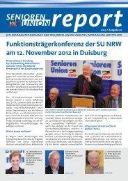 Die komplette Ausgabe Nr. 52 des Senioren-Union Reports können ...