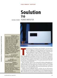 Stereophile Aug. 2011 - BM