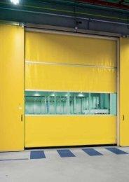 Εύκαμπτες εσωτερικές με SoftEdge - Anno Doors Solutions