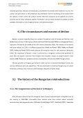 (Castor fibEr) in Hungary - DANUBEPARKS - Page 6