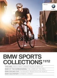 BMW Sports Collections.