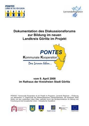 Dokumentation des Diskussionsforums - Arbeiten + Lernen an Lippe ...
