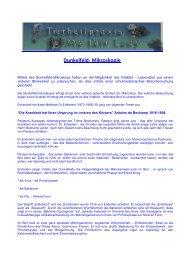 DunkelfeldMikroskopie - My Fair Lady Tierheilpraxis Yvonne Fischer