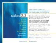 Sales 2.0 - Marketo