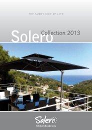 SoleroCollection 2013 - Solero Parasols
