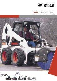 S175 | Compact Loaders - Bobcat