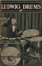 1928 Ludwig Drum Catalog Copyright 2001 ... - drumarchive.com