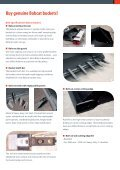 Buckets for Loaders - brochure - Bobcat - Page 5