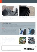 Buckets for Loaders - brochure - Bobcat - Page 6