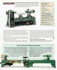Midi-lathes - Teknatool - Page 6