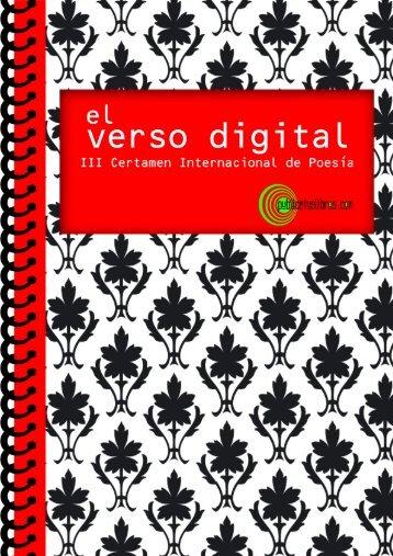 Antología - III Certamen Internacional de poesía