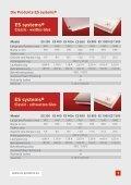 Katalog - ES systems - Seite 5