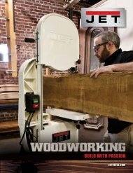 woodworking lathe - JET Tools