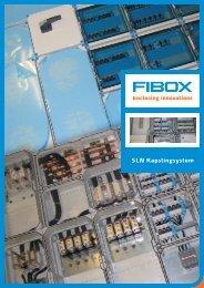 Fibox SLN Modulopbygget tavlesystem