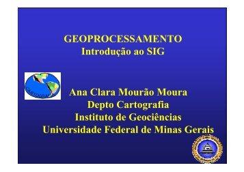 SIG - Escola de Arquitetura - UFMG