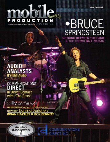 volume 1 issue 8 2008 - Mobile Production Pro