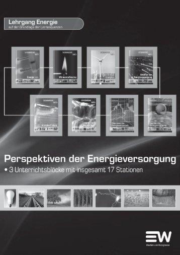 Aufgabenstellung zu Station 1 – Energiebegriff