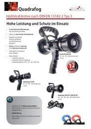 Quadrafog Mehrstufige Hohlstrahlrohre (1.71 Mo) - Leader
