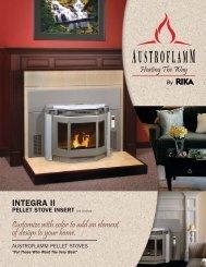 integra ii - Lisac's Fireplaces & Stoves