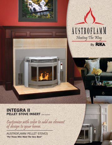 integra ii - Lisac's Fireplaces & Stoves