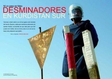 desminadores - Pen-Kurd