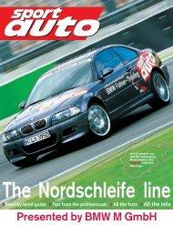Presented by BMW M Gmbh The Nordschleife line - Audi TT Club ...