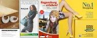 Umschlag - Werbegemeinschaft Regensburg