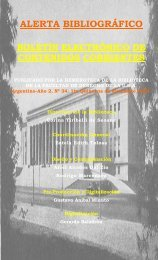 revista de las sociedades y concursos - Facultad de Derecho ...
