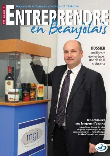 décembre 2008 - Chambre de Commerce et d'Industrie de ...