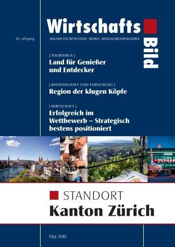 WirtschaftsBild Zürich-Ausgabe - Amt für Wirtschaft und Arbeit ...